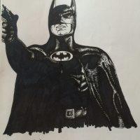 Michael Keaton DC wapen
