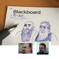 Scott Hurrey Mark O'Neil Blackboard