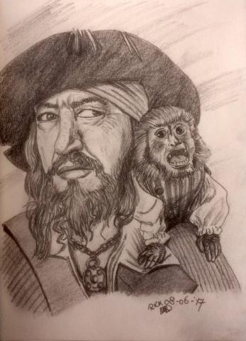 Pirates Dieren