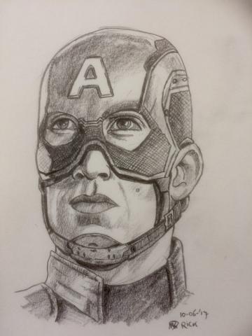 Avengers Chris Evans Marvel