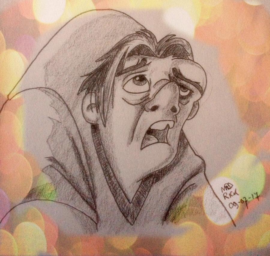 Animatie Disney quasi modo