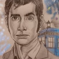 sf Doctor Who David Tennant