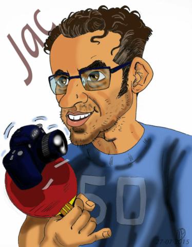 Jac Verhaeren Avans kleur werk collega Rickyfied