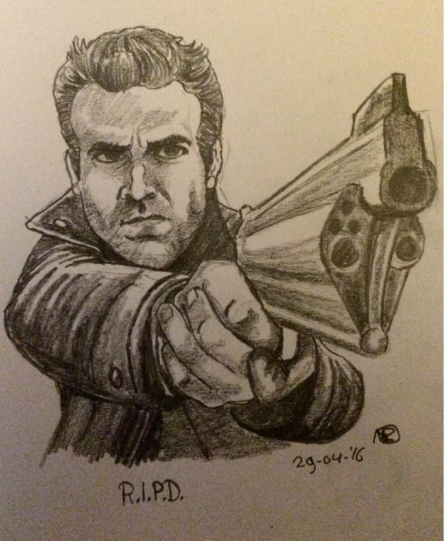sf Ryan Reynolds wapen