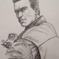Arnold Schwarzenegger sf