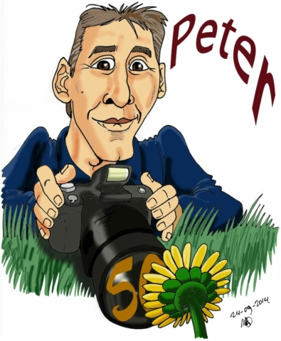 Peter van Loenhout Avans kleur werk collega Rickyfied