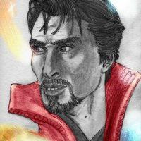 realistisch kleur Marvel Avengers