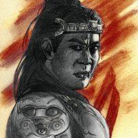 Drakenkeizer Han Jet Li Mummy