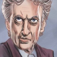 Sf scifi Peter Capaldi