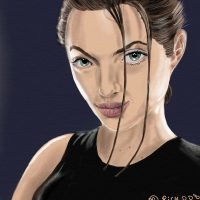 Tom Raider Angelina Jolie