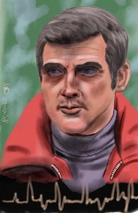 Man van zes miljoen, superheld, sf sci-fi