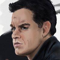Identiteit, Matt Damon