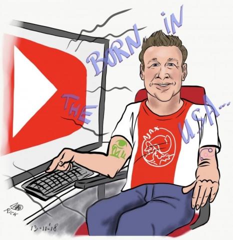 Marcel van Dijk Avans werk collega