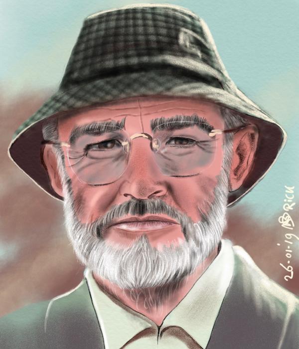 Indiana sr realistisch Sean Connery