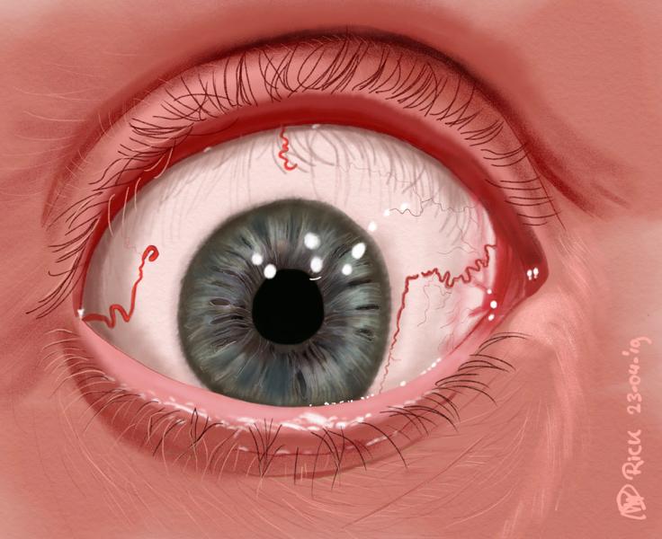 Eye realistisch