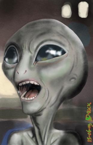 Sf scifi sci-fi alien
