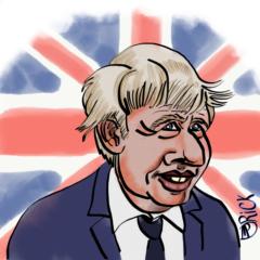 #uk #elections #primeMinister #caricature #karikatuur