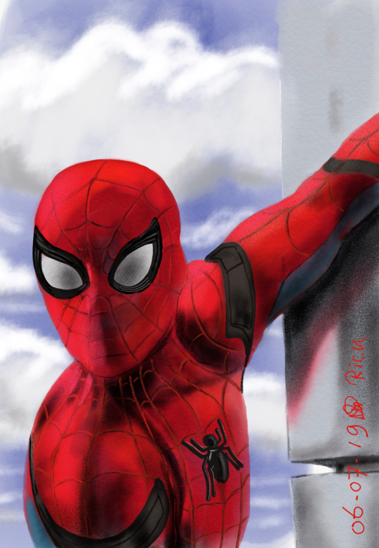 Spider-Man Marvel super