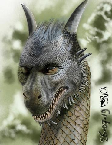 Dragon draak