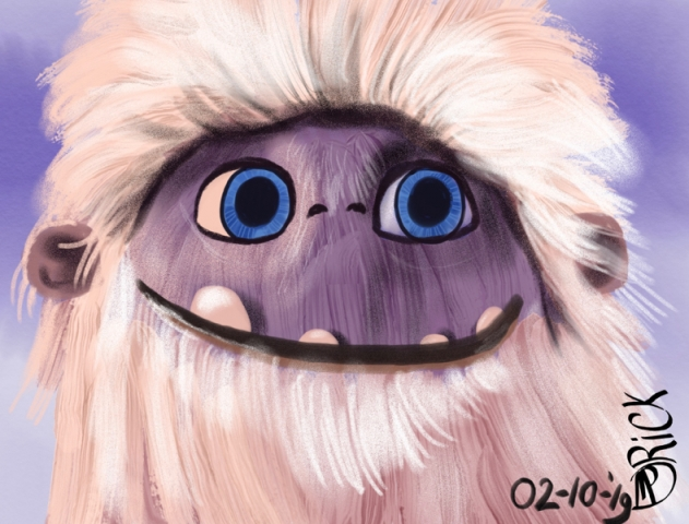 The young yeti