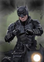 Batman movie 2021