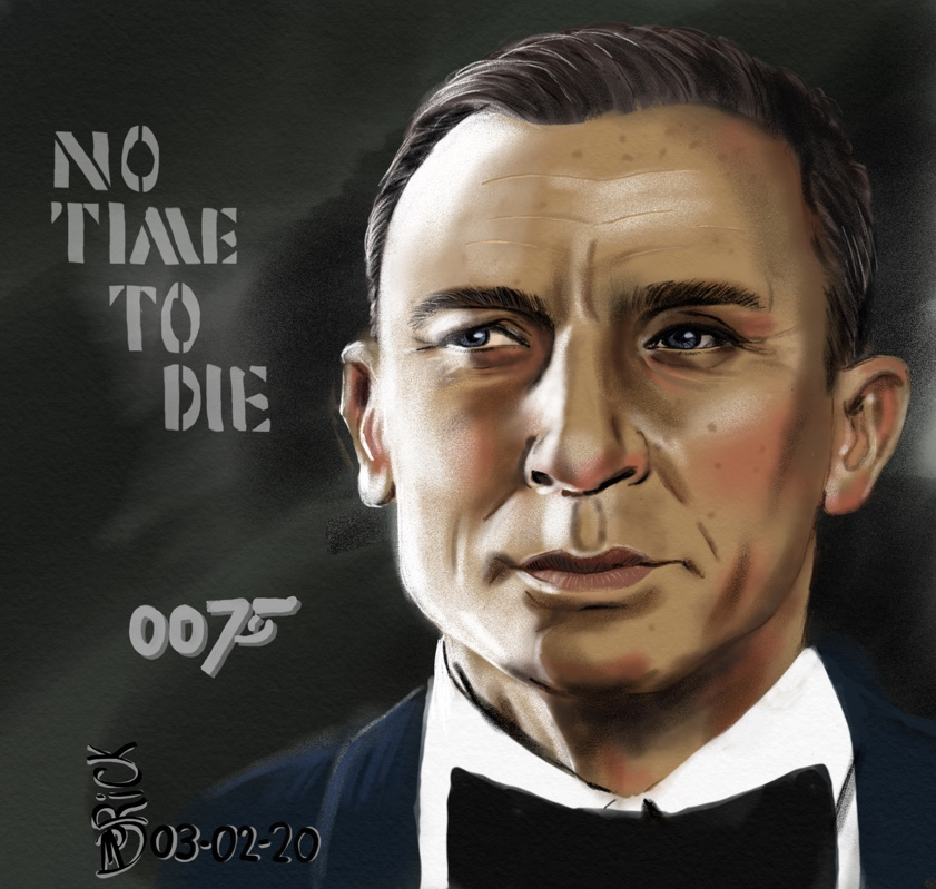 Daniel. Craig 007 Bond