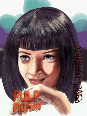 Pulp Fiction -Uma