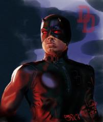 Ben Affleck Marvel